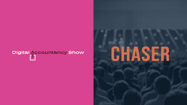 Chaser is attending Digital Accountancy Show 2021 for accountants