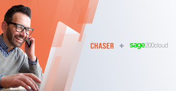 Chaser integration Sage 200cloud users can now get invoices paid faster with payment reminders that don't get ignored