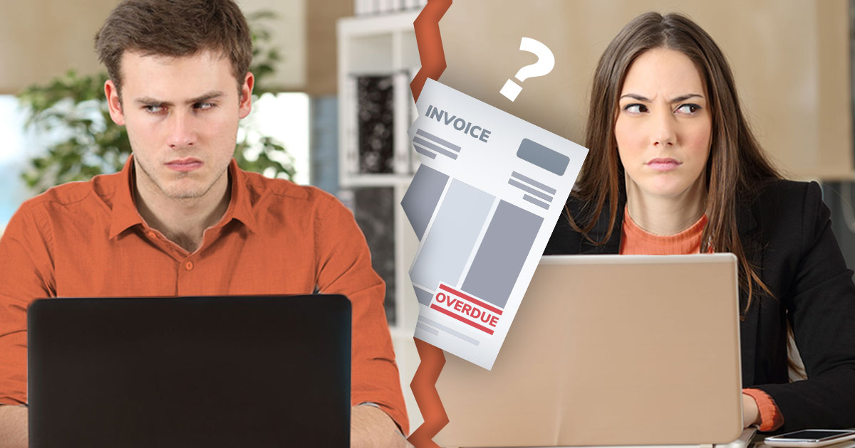 How to best handle invoice payment disputes without jeopardising customer relationships