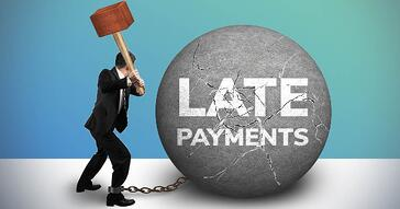 Shocking impact late payments have on productivity