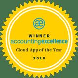 Chaser website award badge accountingweb