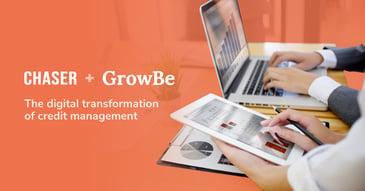 GrowBe blogging for Chaser Digital transformation of credit management