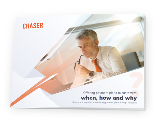 Chaser-Offering payment plans to customers guide thumbnail