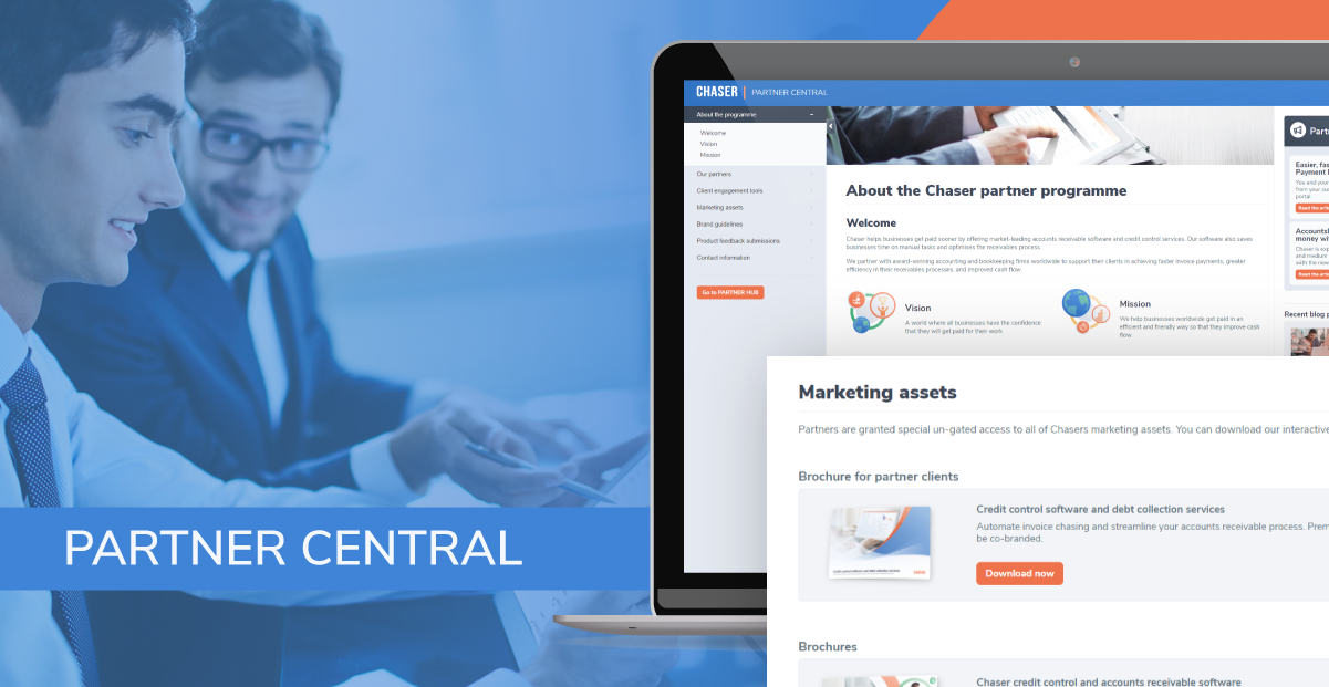 Chaser launches Partner Central