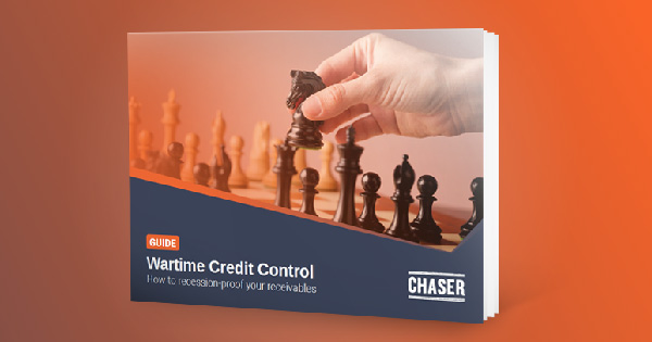 Wartime Credit Control | How to recession-proof your receivables resource image