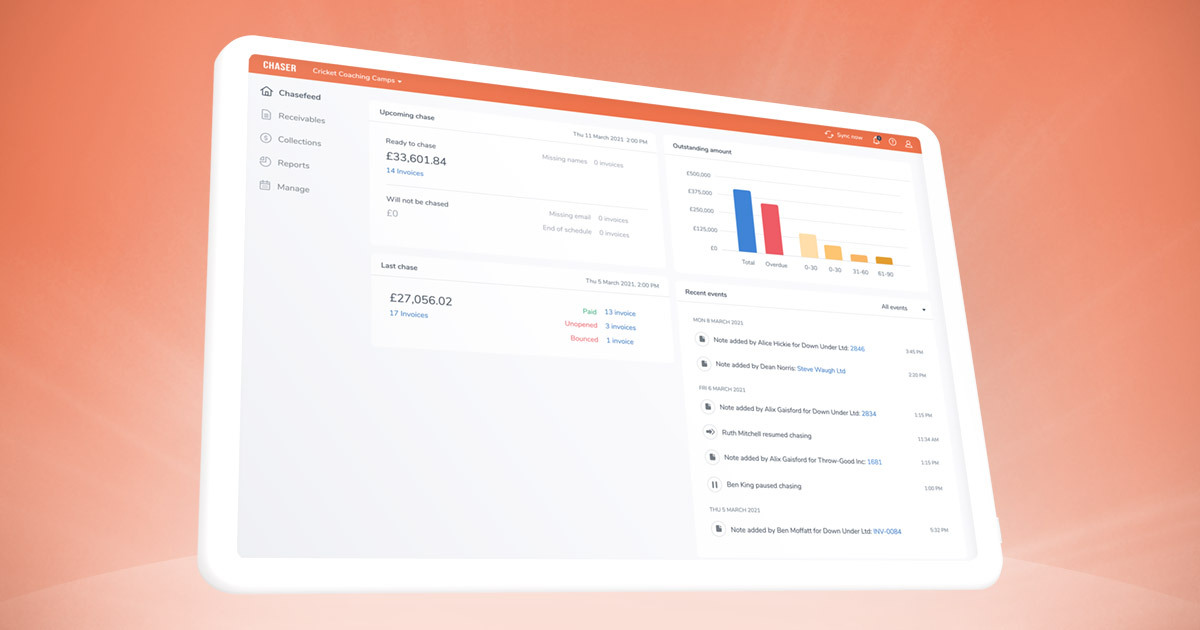 Chaser unveils new user interface for better usability and efficiency