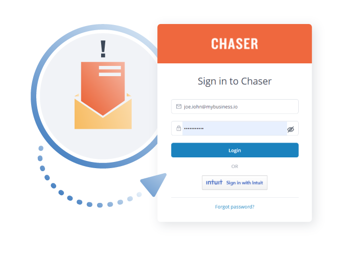 Chaser-Sign in to Chaser